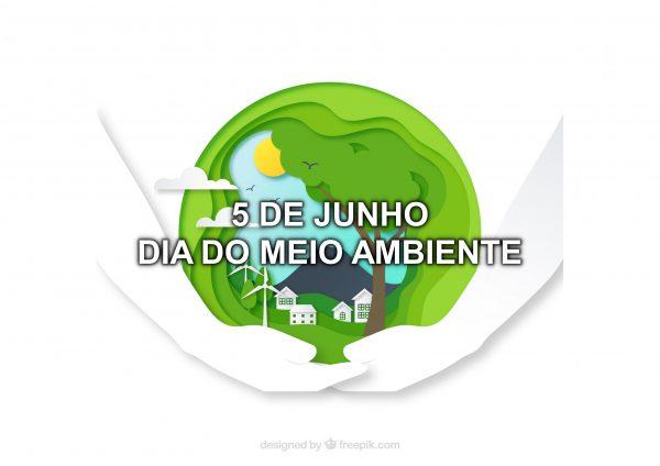 Meio Ambiente: placas de conscientização