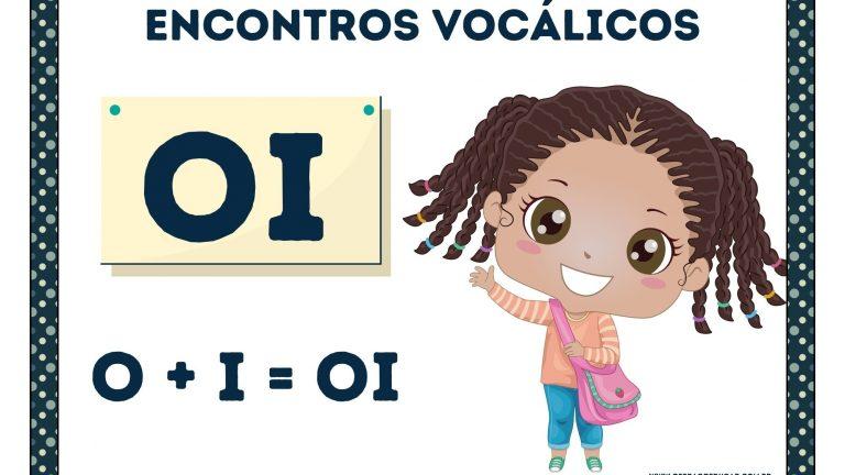 Alfabetização: Cartazes dos encontros vocálicos!