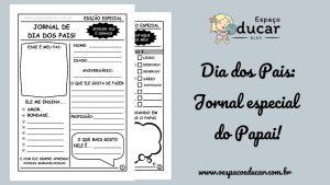 Dia dos Pais: Jornal especial do Papai!
