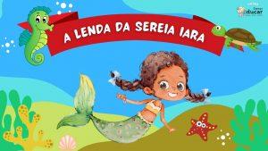 Folclore Brasileiro: A lenda da Sereia Iara