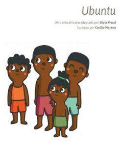 Ubuntu, um lindo conto africano adaptado e ilustrado para crianças!